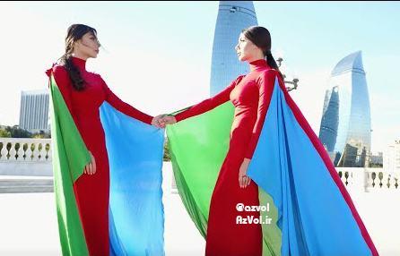 سویل و سوینچ - آذربایجان بایراغی